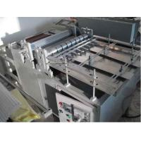 Wholesale Easy Operation Rotary Pleating Machine / ECO Filter Pleater Machine from china suppliers