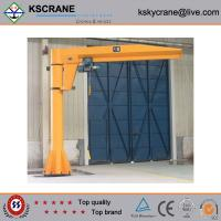 Wholesale BZ Model Pedestal Jib Crane For Construction from china suppliers