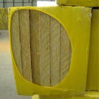 Rock wool board mineral wool board thermal insulation for for Mineral wool wall insulation