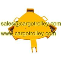 Quality Rotating moving dollies skates advantages for sale