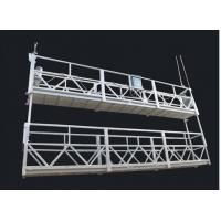 Wholesale Aluminum Alloy Double Deck Rope Suspended Platform and Suspended Access Equipment from china suppliers