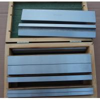 Wholesale Well grounded Gauge Precision Gauge Block Sets L200MM , gage block set from china suppliers