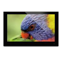Wholesale 350cd/m2 16:9 13.3 Inch Black Digital Photo Frame With Video Loop Play from china suppliers