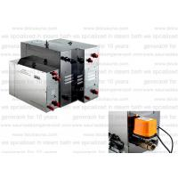 Wholesale Supper duty Steam Bath Generator 400V 24kw with 2 steam diffusers for showers from china suppliers