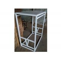 Buy cheap Practical Adjustable Gondola Display Stands Mobile Simple Style For Garment Shop from wholesalers