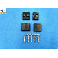 Buy cheap Single Row Wire to board connectors 2.54mm Pitch Female Connector Mated with Pin Header from wholesalers