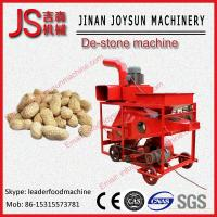 Wholesale Shuliy High Cleaning Rate Groundnut Destoner Machine 1.1KW , 1.5KW from china suppliers