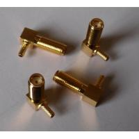 Quality LNC CNC Precision cnc machined components turning machined Brass parts for sale