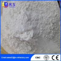 Wholesale Insulating Castable Refractory, with Yellow Color, size 0-200 mesh from china suppliers