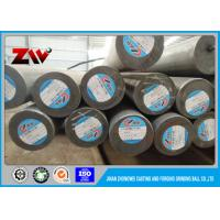 Buy cheap Heat treated grinding rods for rod mill , Dia 30 mm - 140mm low carbon alloy steel rod from wholesalers