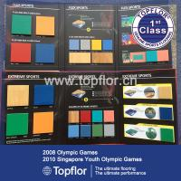 Wholesale Official Table tennis sports flooring for 2016 Olympic Games from china suppliers
