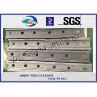 Wholesale 6 Holes 132RE 136RE Railway Fish Plate rail joint bars with plain colors from china suppliers