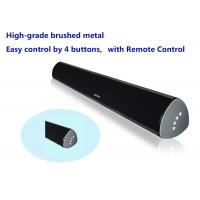 Wholesale Surround Bluetooth TV / Computer Sound Bars , Soundbar With Digital Coaxial Input from china suppliers