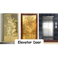 Wholesale High End Home Elevator Parts , Open Elevator Door Elevator Components For Apartment from china suppliers