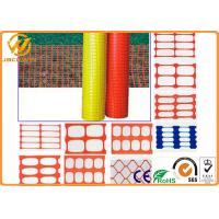 Wholesale Temporary Lightweight Plastic Orange Safety Fence / Safety Net High Visibility from china suppliers