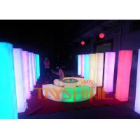 Wholesale White Clearance PE Plastic LED Patio Furniture Waterproof For Bar KTV Nightclub from china suppliers