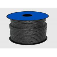 Wholesale Black Teflon PTFE Packing For Sealing Material / Graphite Gland Packing Rope from china suppliers