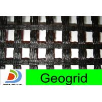 Wholesale fiberglass geogrid 50-50 100-100 200-100 300-300KN from china suppliers