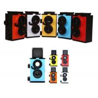 Buy cheap jelly camera 35mm manual 3 Lens film camera LOMO camera from wholesalers