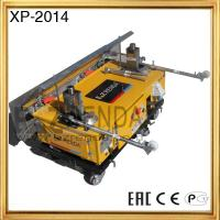 Wholesale Construction Equipment Pictures On Wall Concrete Plaster Machine Longth 1000cm from china suppliers