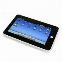 Wholesale 7-inch Mobile Internet Device with 800x480 Pixels Resolution and 2GB NAND Flash Storage from china suppliers