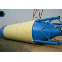 Buy cheap Factory Price Mini Portable Mobile 30 Ton 50 Ton Cement Silo On Sale from wholesalers