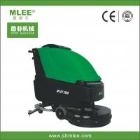 Quality MLEE20B walk behind automatic floor scrubber dryer floor cleaning machine for sale
