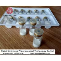 Wholesale Medical Peptide Protein Hormones Aod 9604 / Hgh Fragment 177 191 CAS 221231-10-3 from china suppliers