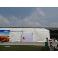 Wholesale Temporary Warehouse Structures Outside Storage Tent Aluminum Frame Material from china suppliers