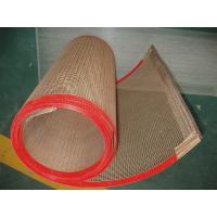 Wholesale ptfe teflon coated fiberglass mesh conveyor belt/ concrete reinforcing mesh with high quality and best  price from china suppliers