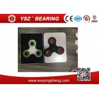 Wholesale ABS Plastic Non - 3D Printed Tri Fidget Spinner Toys Short Lead Time from china suppliers