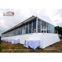 Wholesale Aluminum Frame Outdoor Event Tents For Motorcycle Racing 20 Years Life Span from china suppliers
