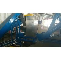 Wholesale 500kg/h Plastic Scrap Washing Machine , Pure Water Bottle Drying Line from china suppliers