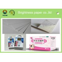 Wholesale Customized Size Ivory Card Making Paper , Bulk Cardboard Sheets For Craft from china suppliers