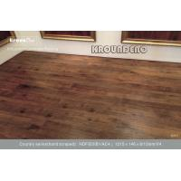 Wholesale Country series AC4 Hand Scraped Laminate Flooring from china suppliers