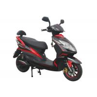 Wholesale Cool long range Adult Electric Motorcycle / scooters 1200W and 800 Watt from china suppliers