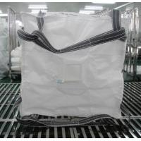 Wholesale Flexible intermediate bulk containers Type C FIBC U panel styles with top and bottom spout from china suppliers