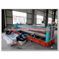 Wholesale Barrel Type Metal Roof Sheets Corrugation Machine for Full Hard Steel Material 0.15-0.40mm Thick from china suppliers