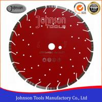Wholesale 350mm Diamond Concrete Saw Blades for  For Cutting Reinforced Concrete Structures, Road Construction from china suppliers