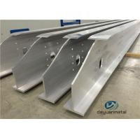 Wholesale Wide Range Finished Aluminium Construction Profiles 6063 Structural Aluminium Sections from china suppliers