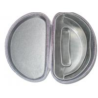 Wholesale Waterproof EVA Pouch EVA Sunglasses Case , Black Zipper Pouch from china suppliers