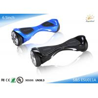 Wholesale 6.5 inch electric hoverboard with bluetooth 16~20km range per charge from china suppliers