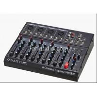 Quality High Power Digital Audio Pro Mixer Equipment With MP3 , SD Card for sale