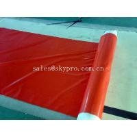 Wholesale Hypalon / CSPE Rubber Sheet Roll excellent oil and weather resistance from china suppliers