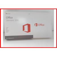 Wholesale Genuine Microsoft Office 2016 Professional Retail Box Office 2016 Standard Dvd Retail Actiavted from china suppliers