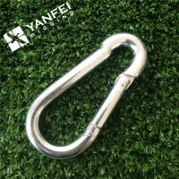 Buy cheap Zinc Plated Snap Hook With Eyelet from wholesalers