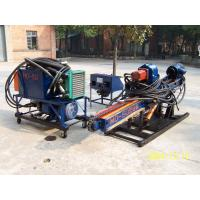 Buy cheap Anchor Holes Skid Mounted Drilling Rig from wholesalers