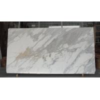 Wholesale hot sale, perfect price of the white statuario marble slabs from china suppliers