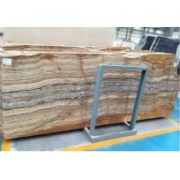 Wholesale New Tiger Black Sea Onyx Stone Slabs / bathroom , kitchen onyx worktops from china suppliers