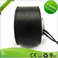 Buy cheap Strong Suction EC Centrifugal Blower Fan / Radial Blade Centrifugal Fan With Big Airflow from wholesalers